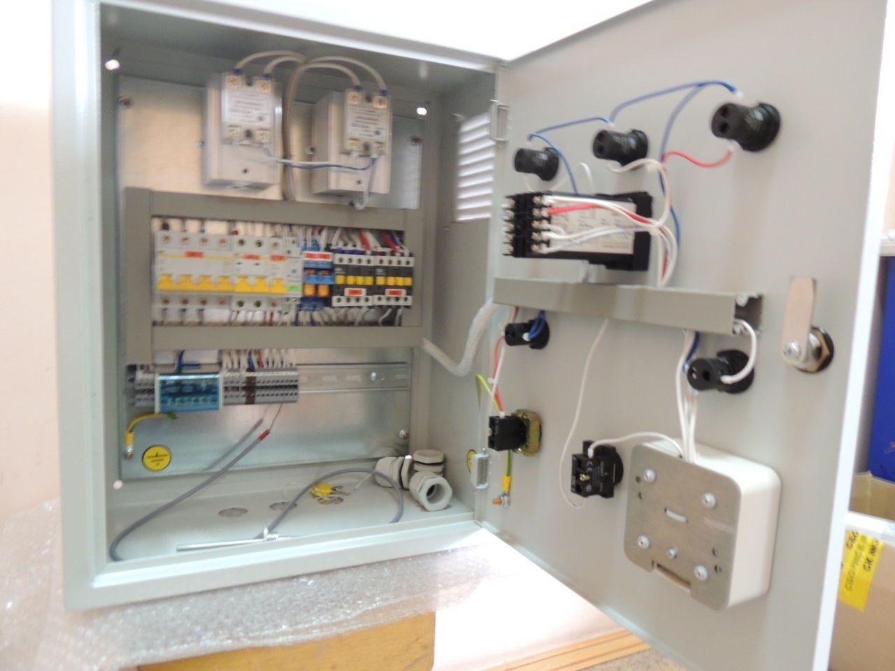 Щит управления приточной вентиляции